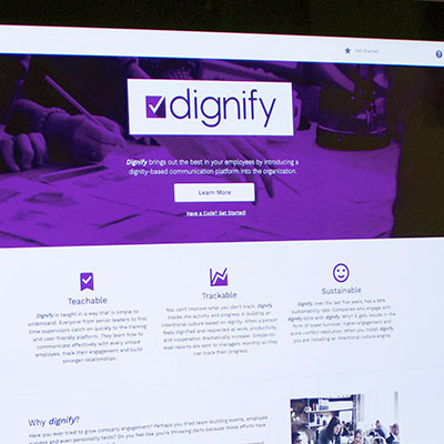 Dignify Website