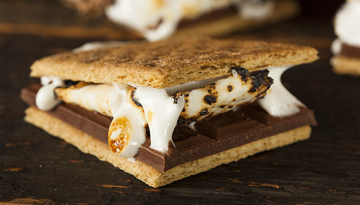 I Want More S'mores!