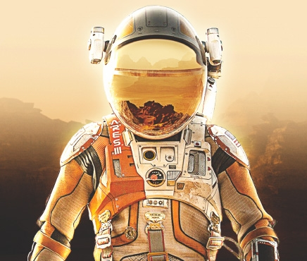 Let's Take Our Culture to Mars!